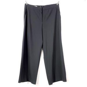 Jil Sander Fluid Virgin Wool Wide-Leg Pants